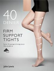 26670aa54 40 Denier Firm Support Tights. john lewis   partners