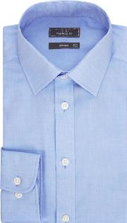 Non Iron Twill Tailored Fit Shirt