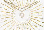 Radiance Double Layered Necklace