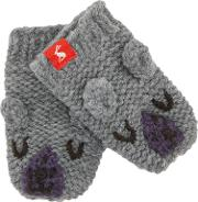 Baby Joule Chummy Bear Mittens