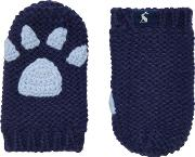 Baby Joule Paw Mittens