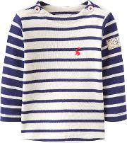Baby Joule Striped Harbour, Navywhite