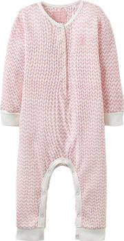 Baby  Pippin Waffle Romper