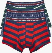 Crown  Boxer Shorts, Pack Of 3