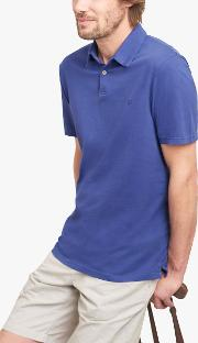 Laundered Polo Shirt