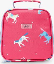 Little Joule Children's Horse Print Lunch Bag