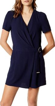 Wrapped And Draped Playsuit