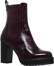 Storm Block Heeled Ankle Boots