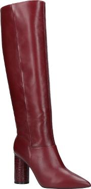 Trance Knee High Boots