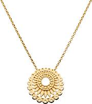 Gold Plated Chantilly Necklace