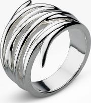 Twine Helix Wrap Ring