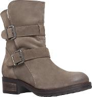 Richmond Buckle Ankle Boots