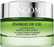 Lancome Energie De Vie The Smoothing And Plumping Water Infused Cream