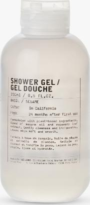 Basil Shower Gel