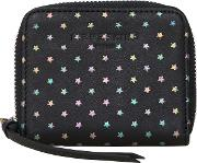 Conny Dot W7 Small Leather Purse