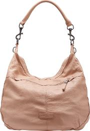 Pazia 6 Leather Vintage Shoulder Bag