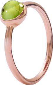 9ct Rose Gold Pimlico Bubble Stacking Ring
