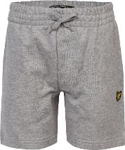 Boys' French Terry Marl Shorts