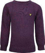 Boys' Mouline Jumper