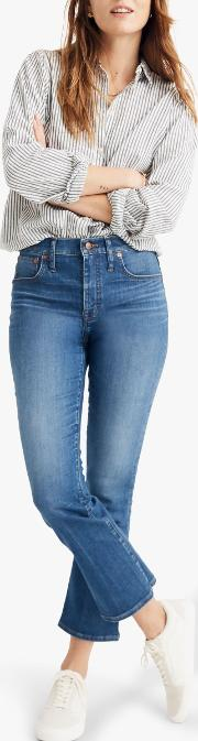 Cali Demi Boot Eco Jeans
