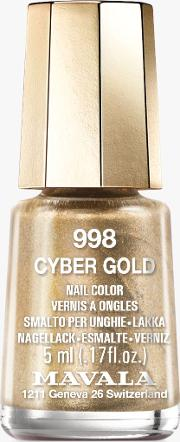 Cyber Chic Mini Colour Nail Polish