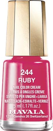 Mini Colour Nail Polish Cream