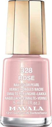 Mini Colour Nail Polish Pearl
