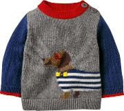 Baby Fun Knitted Jumper