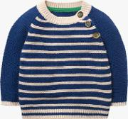 Baby Stripe Knitted Jumper