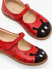 Labybird Mary Jane Shoes
