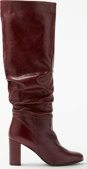 Suri Knee High Slouch Boots
