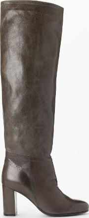 Surie Slouch Knee High Boots