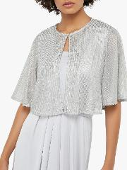 Sally Sequin Cover Up Jacket