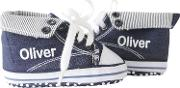 Personalised High Top Trainers