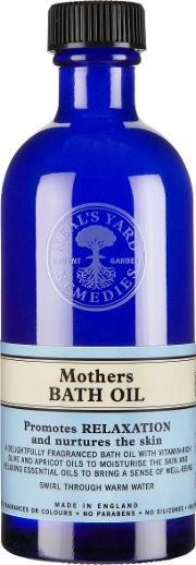 Organic Mother's Bath Oil