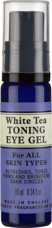 Organic White Tea Eye Gel
