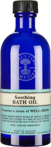 Soothing Bath Oil