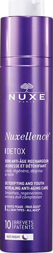 Llence Detox Detoxifying And Anti Ageing Night Care