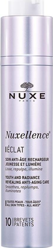 Llence Eclat Anti Ageing And Radiance Revealing Day Care