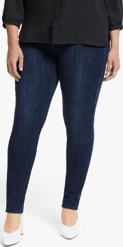 Curve Boost Skinny Jeans