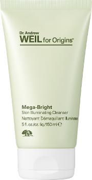 Dr. Andrew Weil For  Mega Bright Skin Illuminating Cleanser