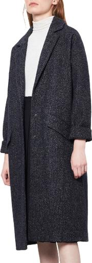 Lola Duster Wool Coat