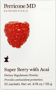 Superberry With Acai Dietry Supplement Powder