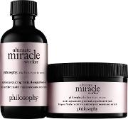Ultimate Miracle Worker Multi Rejuvenating Retinol Superfood Oil With Pads