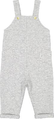 Baby Spot Jersey Dungarees