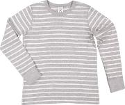 Children's Stripe Long Sleeve Top