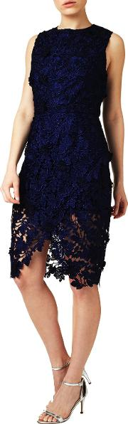 Ayda Lace Shift Dress