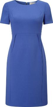 Jeff Banks Shift Dress, Blue