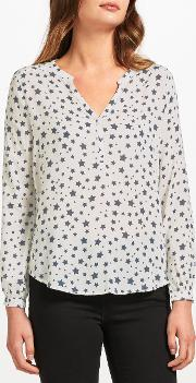 Lizzie Silk Blouse