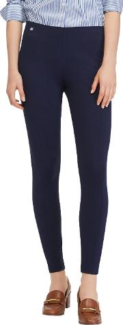 Lauren  Seamed Ponte Leggings